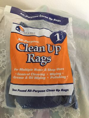 Clean up rags for Sale in Mesa, AZ