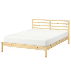 IKEA TARVA Bedframe Queen Size for Sale in Costa Mesa, CA