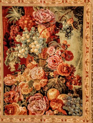 Floral rich Tapestry for Sale in West Palm Beach, FL