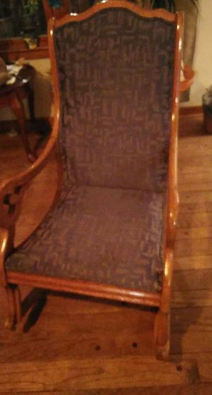 Antique rocking chair sturdy for Sale in Boiling Springs, SC