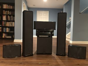 Full Home Surround Sound Theatre Setup for Sale in Rockville, MD