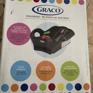 Graco Car Seat Base for Sale in Tolleson, AZ