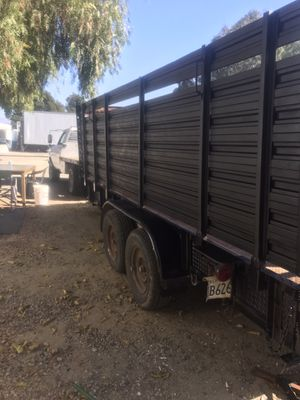 Utility trailer for sale by owner for Sale in Menifee, CA