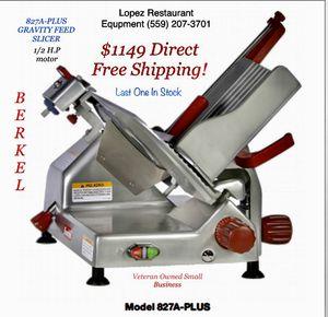 """Berkel 12"""" Meat Slicer Gravity Feed Slicer for Sale in Clovis, CA"""