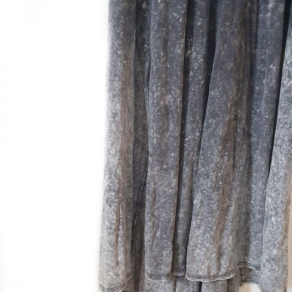 Aratta Silent Journey Henley Maxi Dress