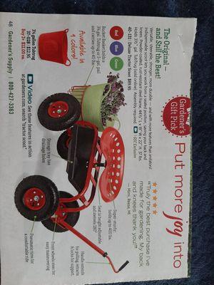 Gardener Supply heavy duty tractor scooter for Sale in Royal Oak, MI