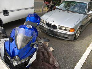 2008 Suzuki gsxr750 for Sale in Ashland, MA