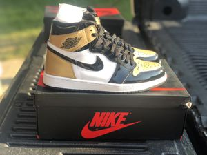 "Jordan 1 ""Gold Toe ""🔥👣 for Sale in Pasadena, TX"