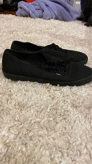 Vans black shoes for Sale in Palm Coast, FL