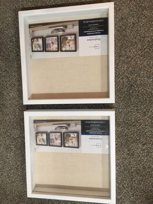 Shadow box for Sale in Troy, MI