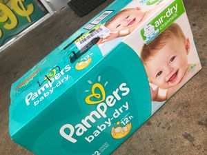 Pampers 92 Diapers for Sale in Atlanta, GA