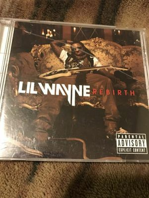 !! Lil Wayne Music CD for Sale in San Fernando, CA