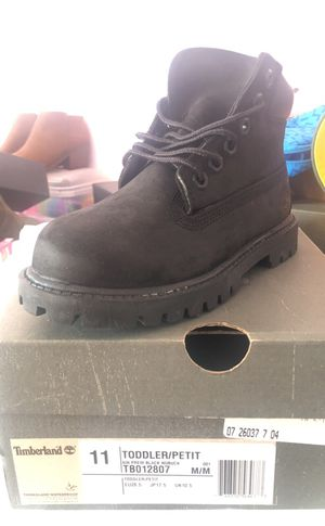 New Black Timberlands for Sale in Santa Monica, CA