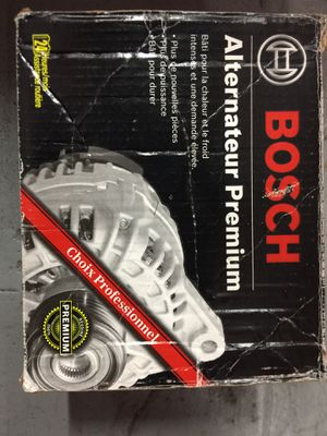 Ford tune-up truck parts new Ingnition coils bushing pully Bosh alternator for Sale in The Bronx, NY