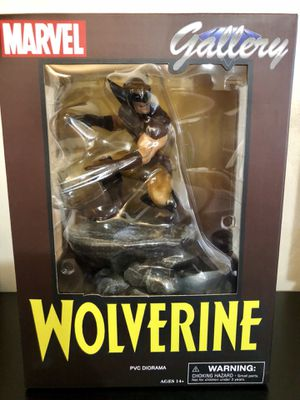 Marvel Wolverine Gallery Action Figure Statue Collectible for Sale in Long Beach, CA