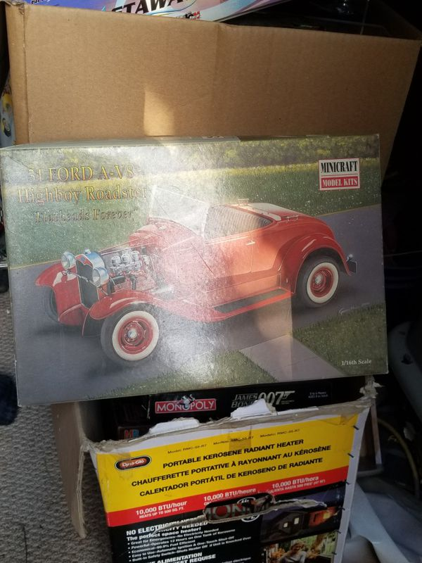 Antique Collector Car Models
