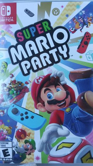 Super Mario Party for Sale in San Diego, CA