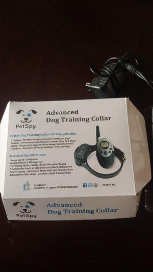 PetSpy Advanced Dog Training Collar for Sale in Longview, TX