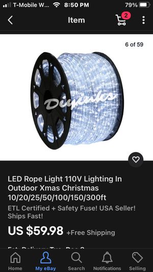 LED rope for Sale in Baytown, TX