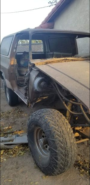 1986 chevy Blazer for Sale in Hesperia, CA