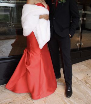 Red Prom Dress for Sale in Wichita, KS