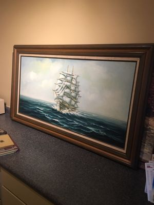 Oil painting price reduced to $35 for Sale in Morgantown, WV