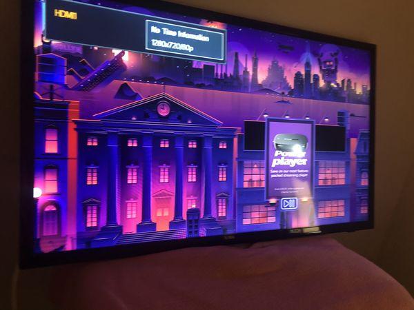 32 inches Samsung HDTV