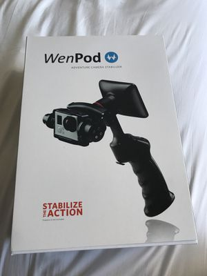 WenPod Adventure Camera Stabilizer for Sale in New York, NY