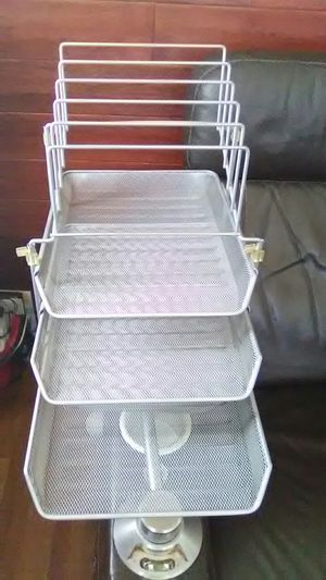 Metal file holder for Sale in San Diego, CA