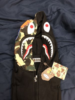 Bape designer hoodie for Sale in Newport News, VA