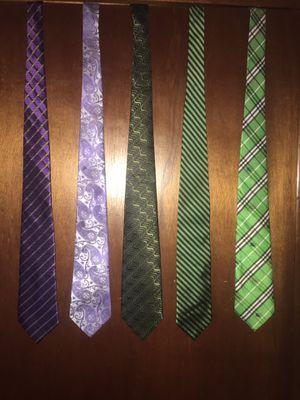 Silk ties for Sale in Columbus, OH
