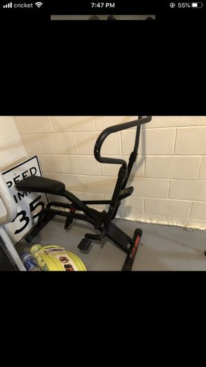 Weslo cardio workout machine for Sale in Akron, OH