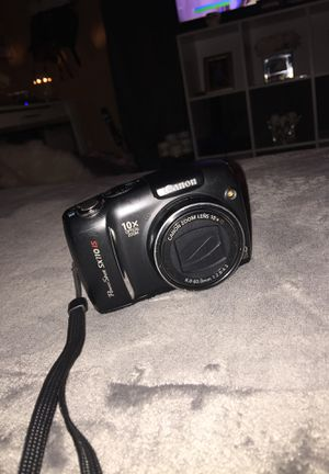 Very Nice Canon Powershot SX110 9MP Digital Camera for Sale in San Jose, CA