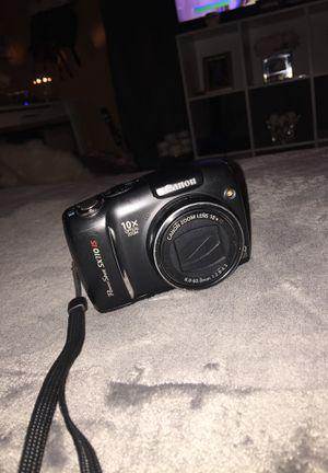 Very Nice Canon Powershot SX110 9MP Digital Camera for Sale in San Jose, CA