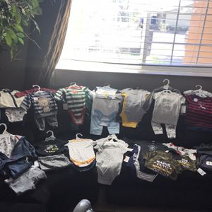 New Baby Boy Clothes for Sale in Phoenix, AZ