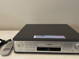 Bosch DVR-8L-050A 8-Channel DVR 500GB DVD Writer Divar MR Digital Video Recorder for Sale in Seattle,  WA