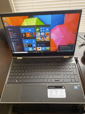 HP foldable laptop for Sale in Columbus, GA