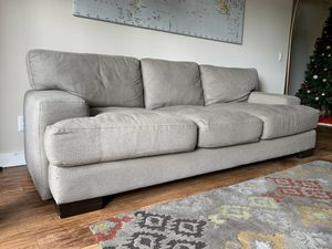 Living spaces couch $200 for Sale in Los Angeles, CA