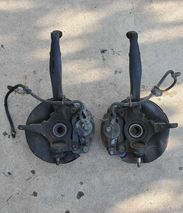 Integra front disc brakes spindles - eg dc