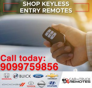 Auto keys and remotes for Sale in Chino, CA