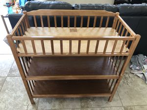 Changing table, very sturdy non-smoking home. for Sale in Chandler, AZ