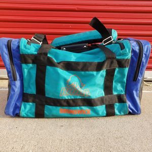 Vintage Brunswick Double ball bowling duffle bag for Sale in Golden, CO