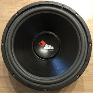 "Rockford Fosgate 18"" for Sale in Suisun City, CA"