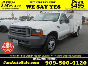 2001 Ford F450 !!!!EZ FINANCING!!!! for Sale in Fontana, CA