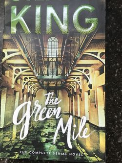 The Green Mile by Stephen King for Sale in Aurora,  CO