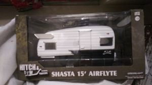 Shasta 15 airflyte hitch and Tow trailer for Sale in Indianapolis, IN