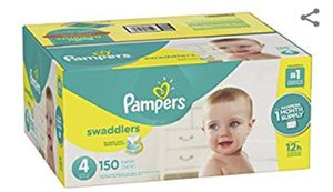 Pampers swaddlers size 3 168 count for Sale in Lexington, KY