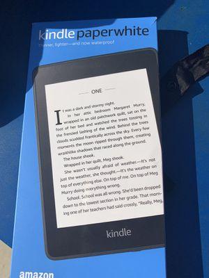 Kindle Paperwhite 10th generation for Sale in Cibolo, TX