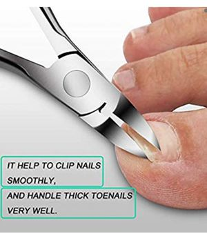 Wide jaw Sharp nail clippers X2 for Sale in Lisle, IL