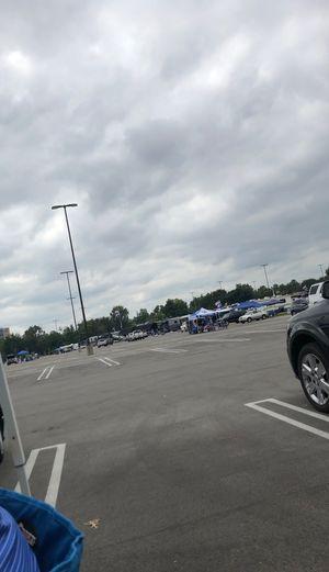 Orange lot parking pass for Sale in Lexington, KY
